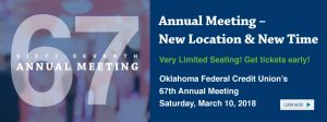 Promotion image for 67 annual meeting